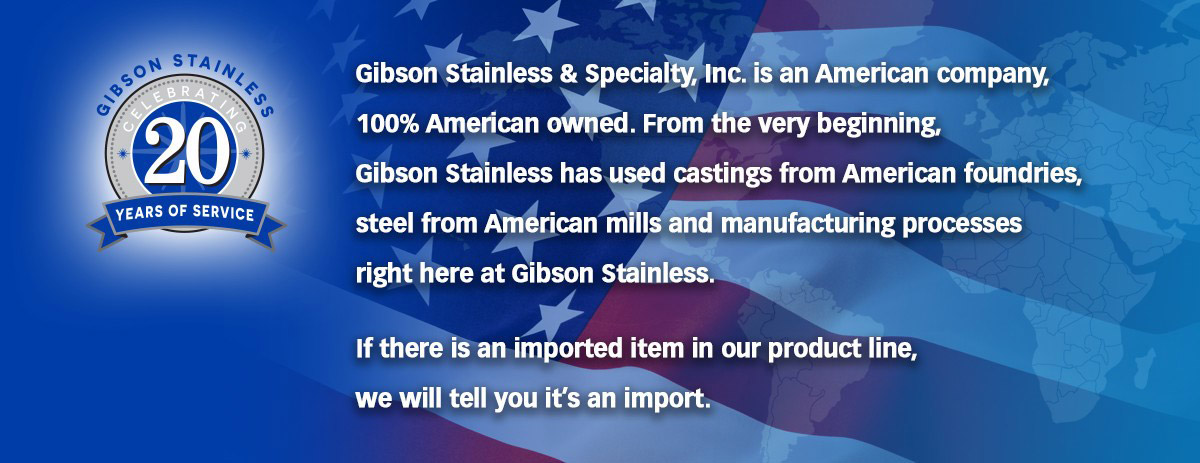 Gibson Stainless & Specialty Inc.